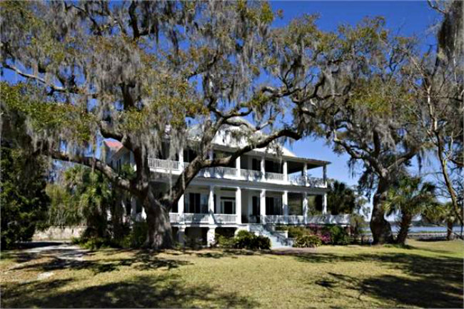 Tidalholm named South Carolina's Most Famous Historic House by Country Living