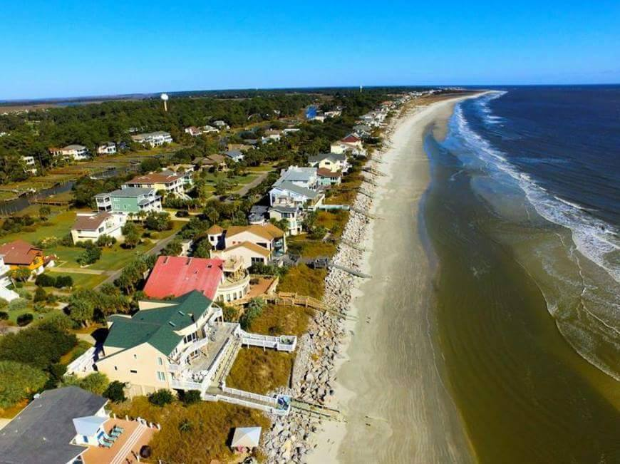 From Pirate Ships To Golf Carts Fripp Island Past To Present