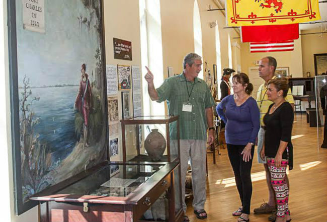 The Beaufort History Museum brings the past to life.