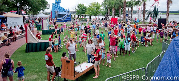 63rd annual beaufort water festival