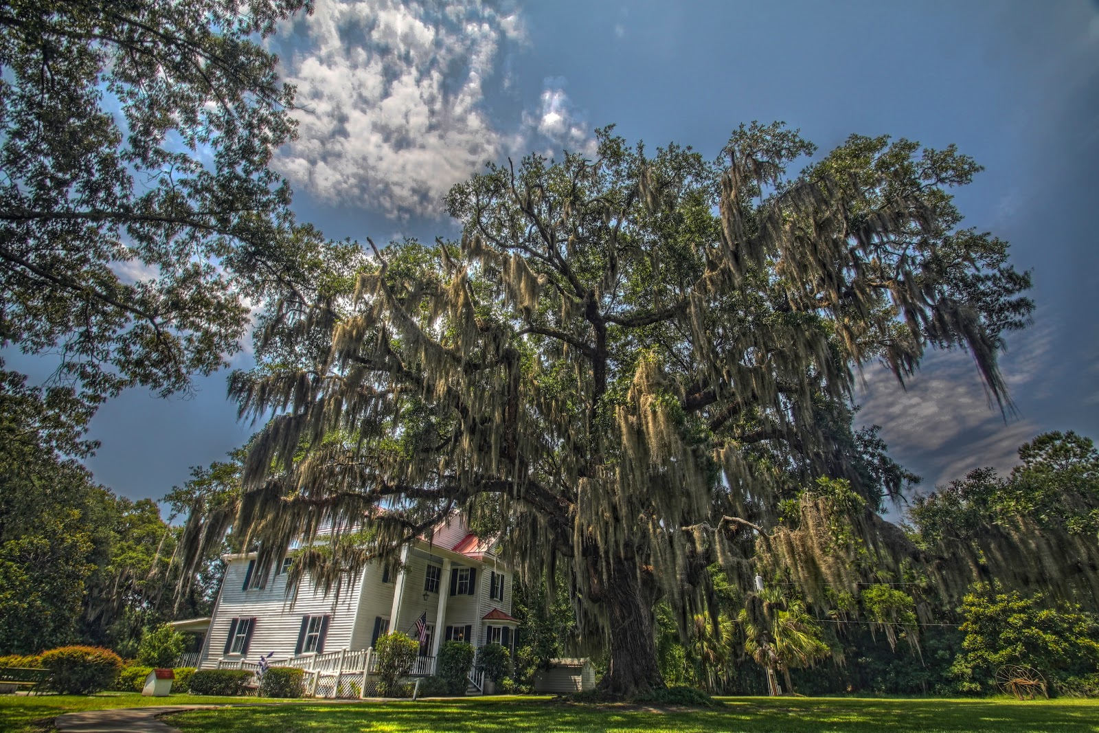 Located inside the beautiful historic Frampton House, the Lowcountry Visitors Center & Museum features a 1900s recreated plantation parlor, as well as displays and antiques donated by other museums.