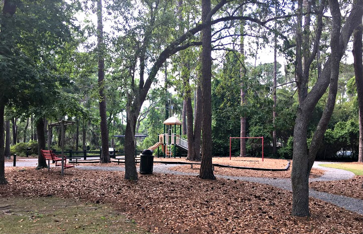 Lenora Park in Port Royal is a quiet out-of-the-way spot. Photo ESPB/Ty Snowden