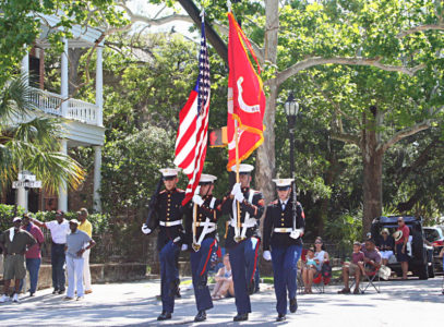 2019 Beaufort Memorial Day Parade Ceremony A Day To Honor Those