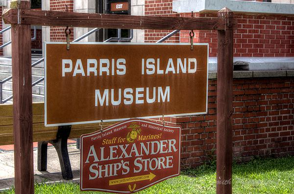 Explore the history of the United States Marine Corps, as well as that of Port Royal at the Parris Island Museum.