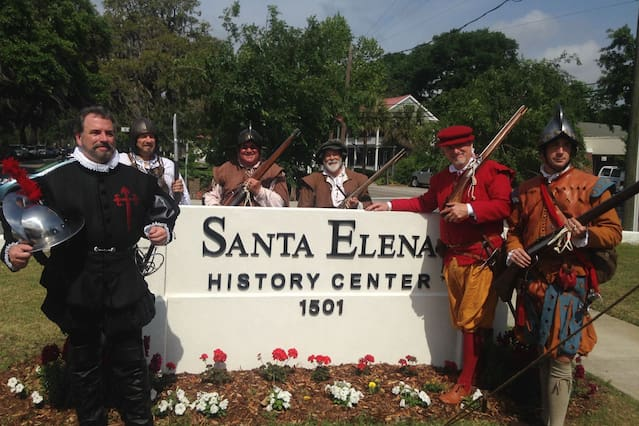 "The Santa Elena History Center was established to restore a ""missing century"" of South Carolina. Photo courtesy AirBnB"