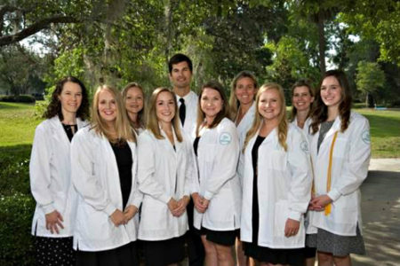 The Technical College of the Lowcountry's Physical Therapist Assistant Associate Degree Graduates