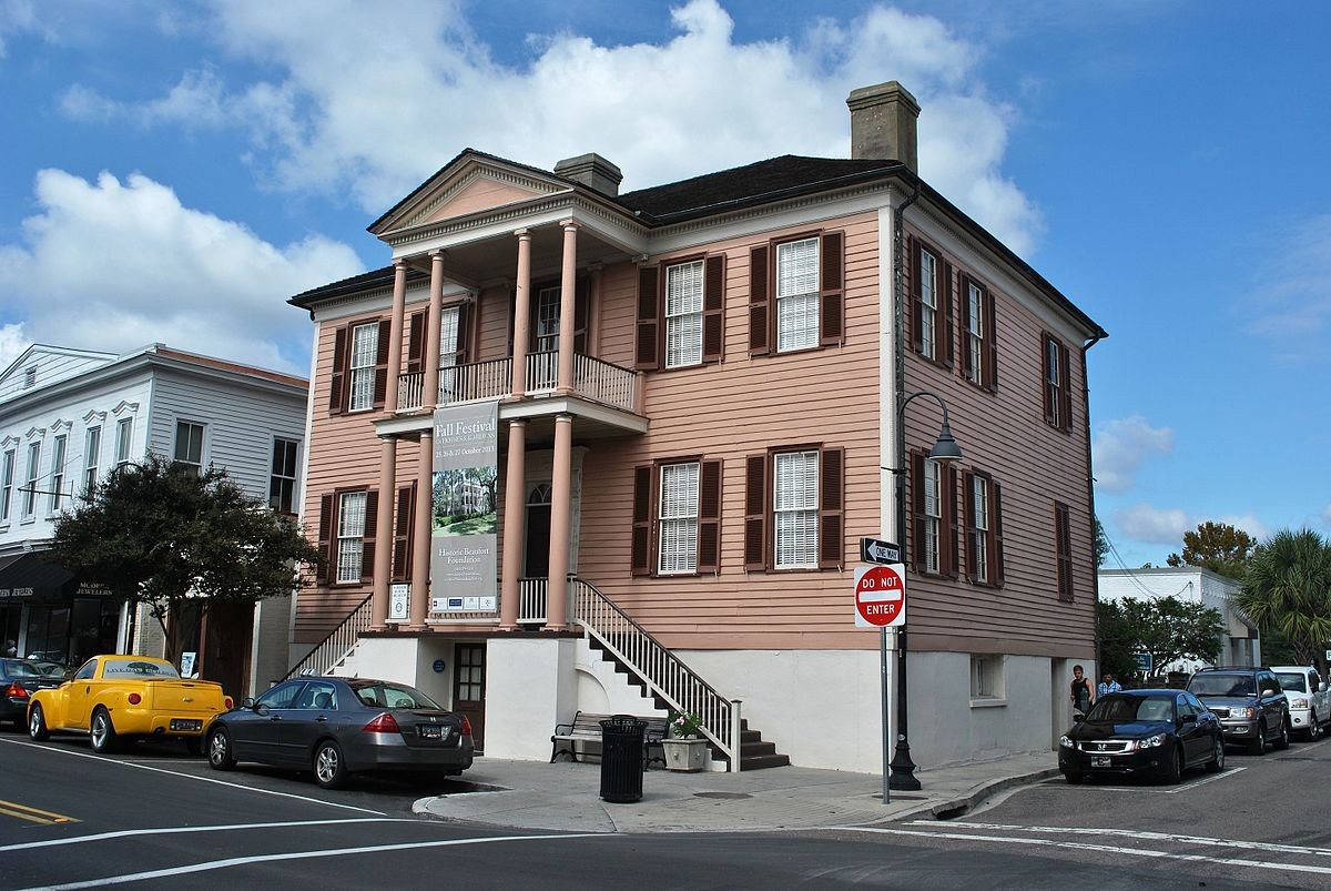 The Verdier House Museum allows you to hear some amazing stories and view exhibits of this classic Beaufort residence.