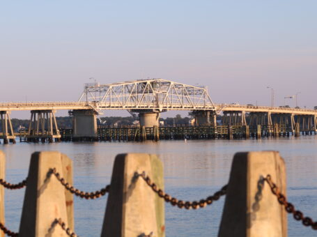 Woods Memorial Bridge - Beaufort, SC