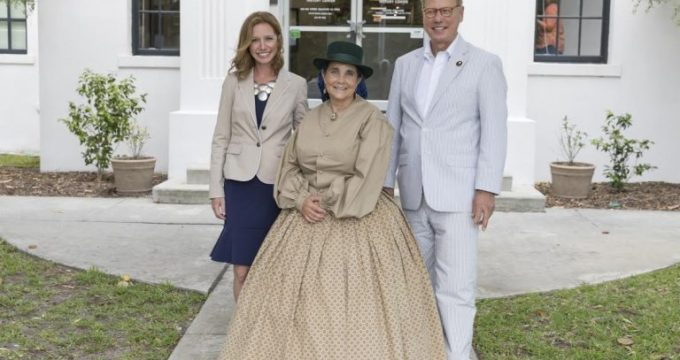 Operated by the Santa Elena Foundation, the History Center's exhibits showcase 16th century exploration and settlements, focusing on the Spanish town of Santa Elena located on Parris Island from 1566 – 1587.   Photo by Paul Nurnberg/Beaufort Lifestyle