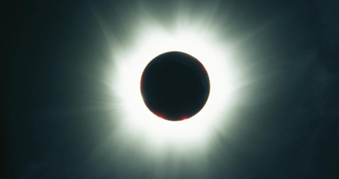 Total solar eclipse image courtesy National Geographic