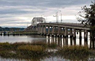 story of the Woods Memorial Bridge