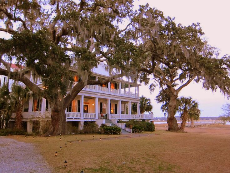 Living In Beaufort Sc : Tidalholm named South Carolina's Most Famous Historic ...