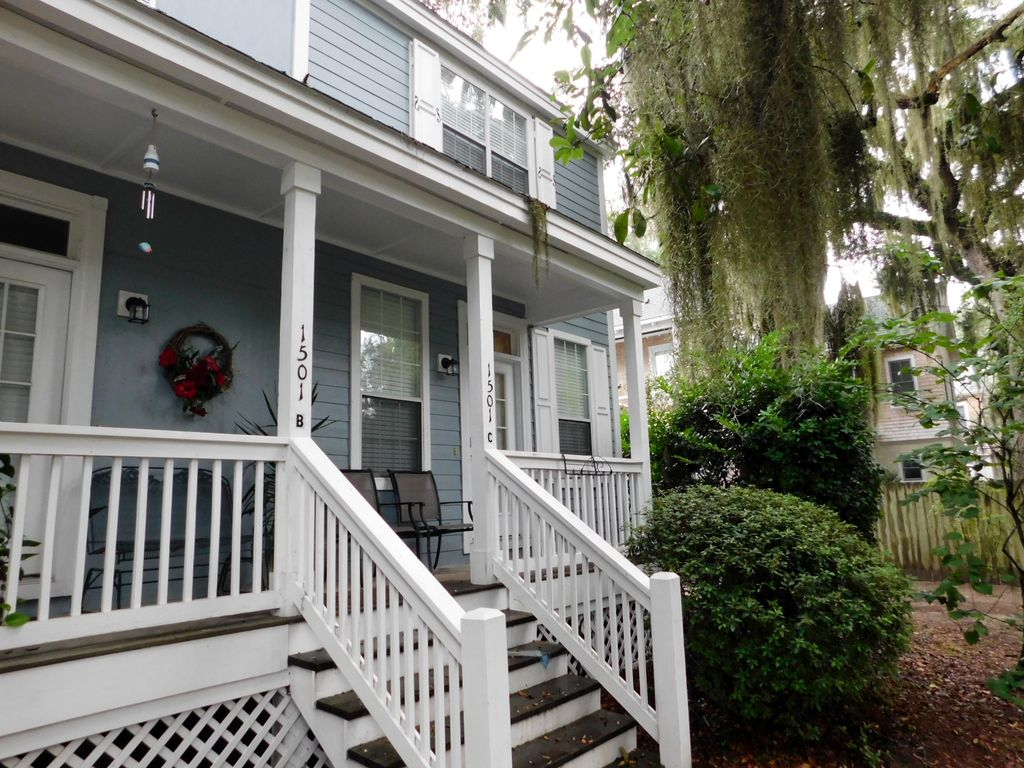 Charming Port Royal Townhouse Just A Stone's Throw To Parris Island!