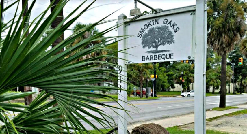 smokin oaks barbque reopens after fire