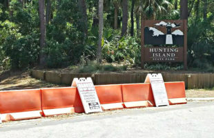 huntingislandbarricaded2