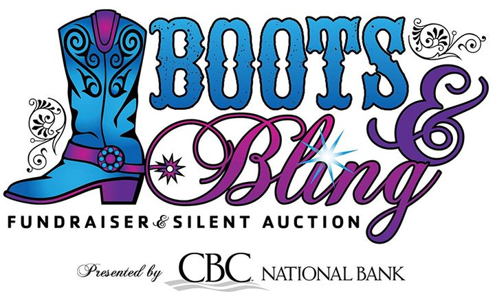 boots bling fundraiser and silent auction presented by cbc national bank is oct 14 at tabby place golf cart raffle live silent auctions