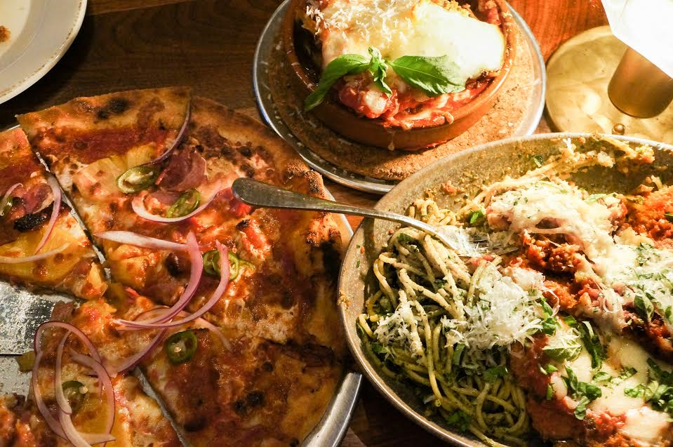 Hearth Wood Fired Pizza pleases with a fresh new taste on classic favorites