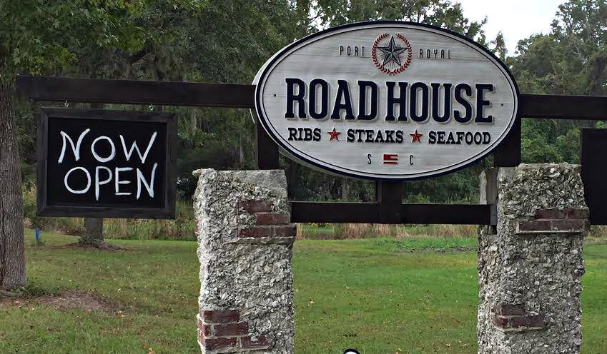 Newly opened Roadhouse Ribs adds more flavor to Beaufort