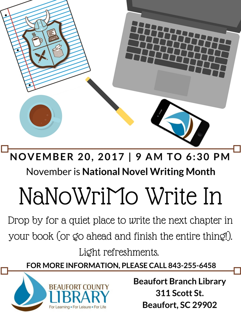 national write a novel month National novel writing month is a nonprofit dedicated to helping kids and adults find the inspiration, encouragement, and structure they need to reach their.