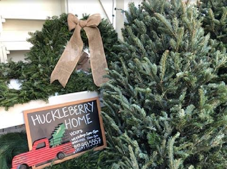 New 'Huckleberry Home' opens Christmas tree spot in Habersham