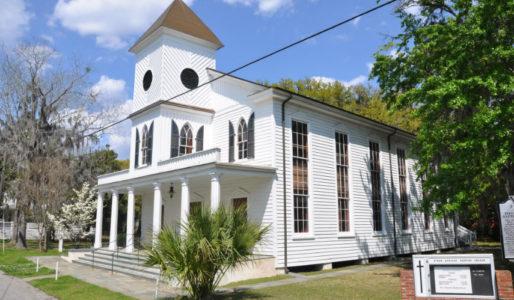 first african baptist church beaufort