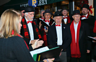 beaufort enjoys holiday events