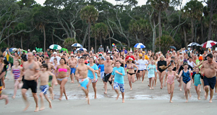 Pelican Plunge returning to Hunting Island