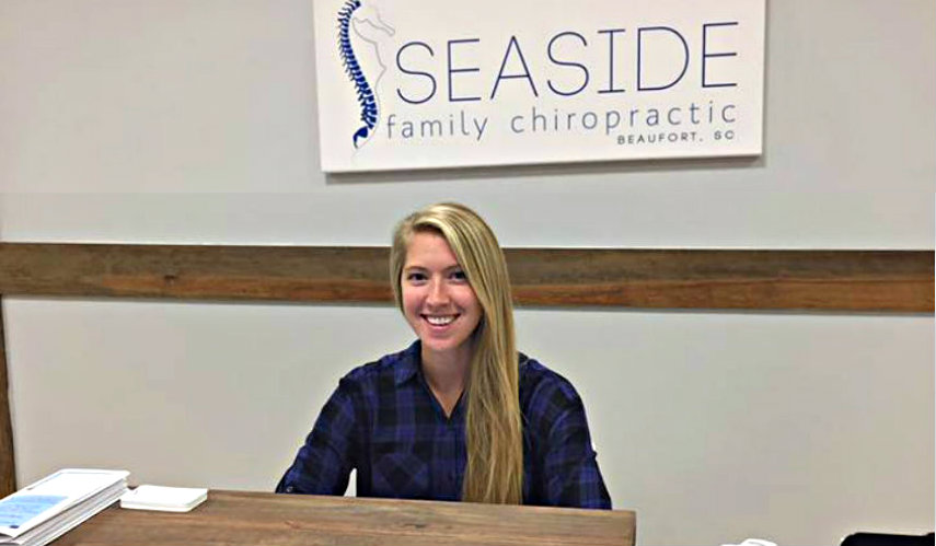 Meet Dr. Valerie Dowis and the new Seaside Family Chiropractic