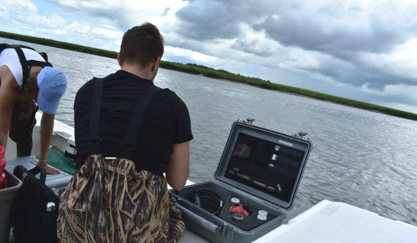 USCB receives grant for water quality, dolphin conservation research