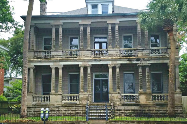 william joseph thomas house