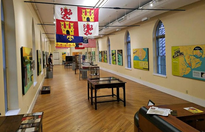 New exhibits open at Beaufort History Museum