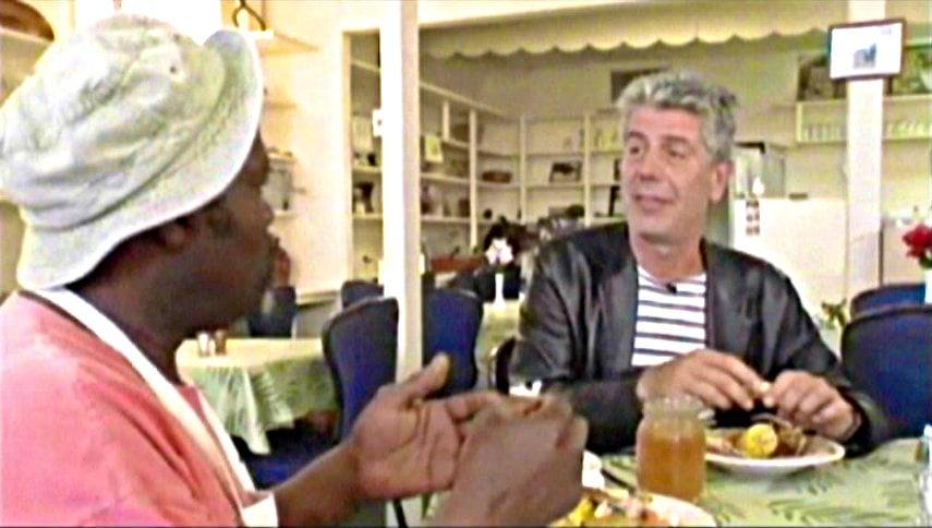 Gullah Grub restaurant recalls Anthony Bourdain's visit