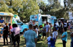 beaufort food truck festival