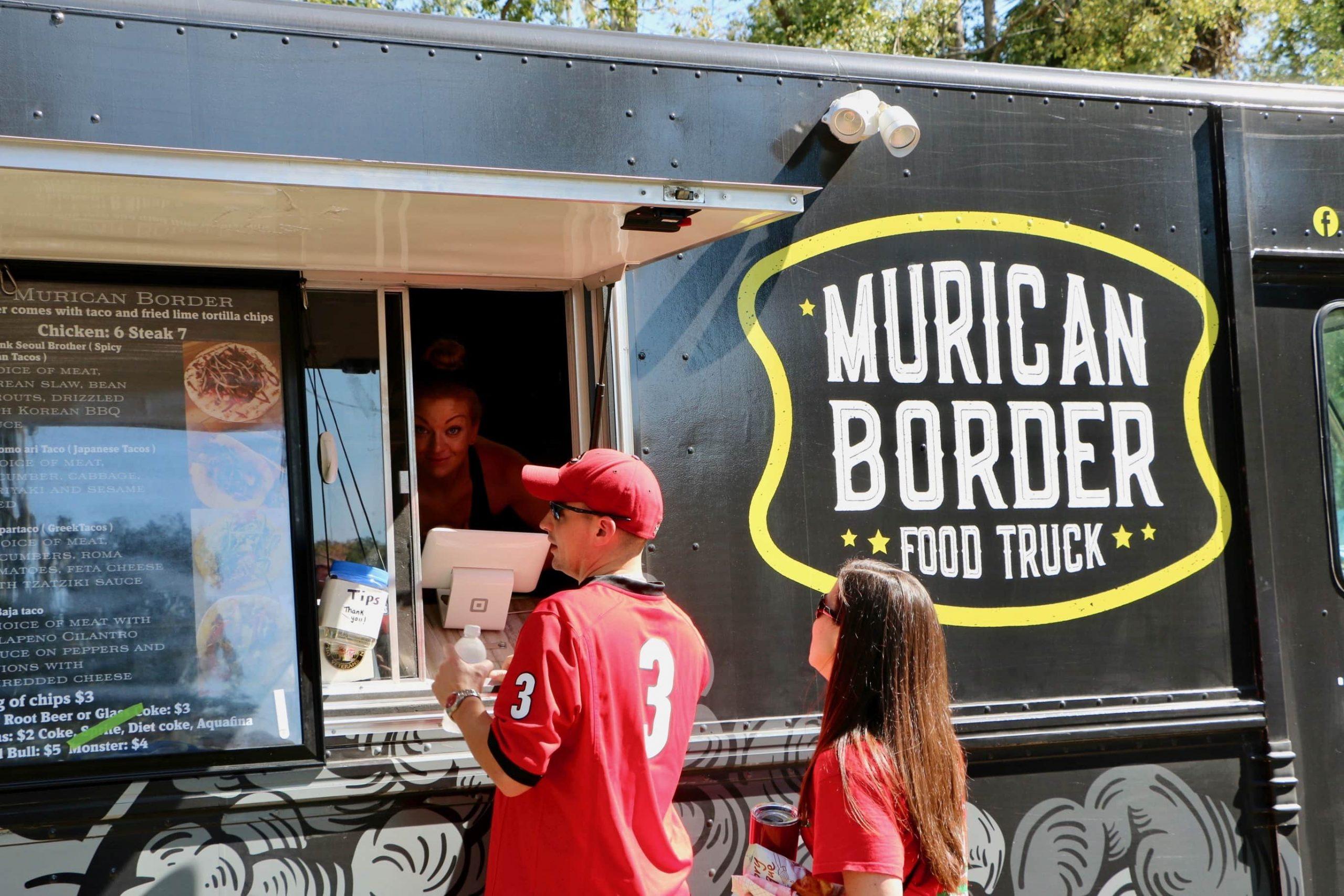 Food Truck Festival Pulling Back Into Beaufort