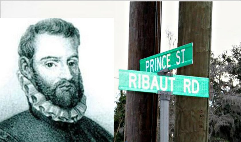 Jean Ribaut: The Frenchman who discovered Beaufort