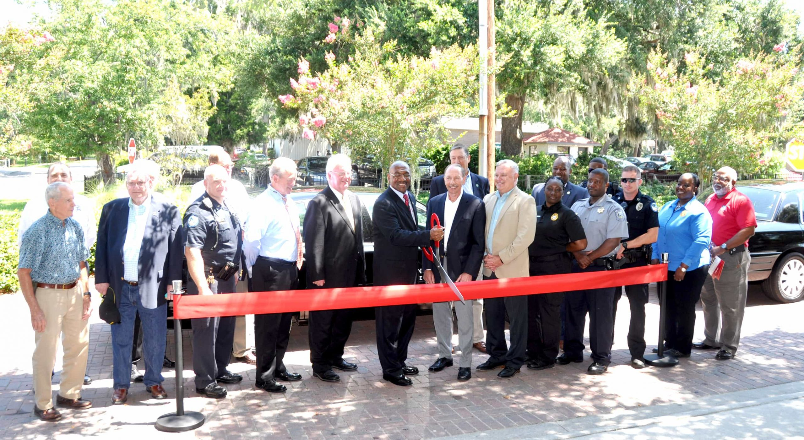 TCL cuts the ribbon on two new criminal justice programs
