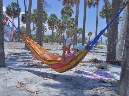 Beachside Paradise: Camping at Hunting Island State Park
