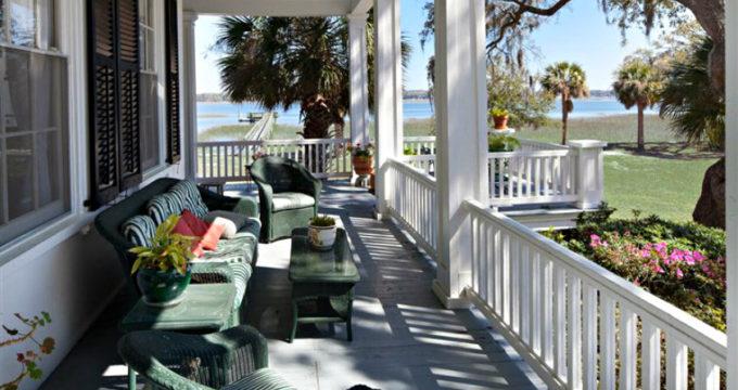southern porches