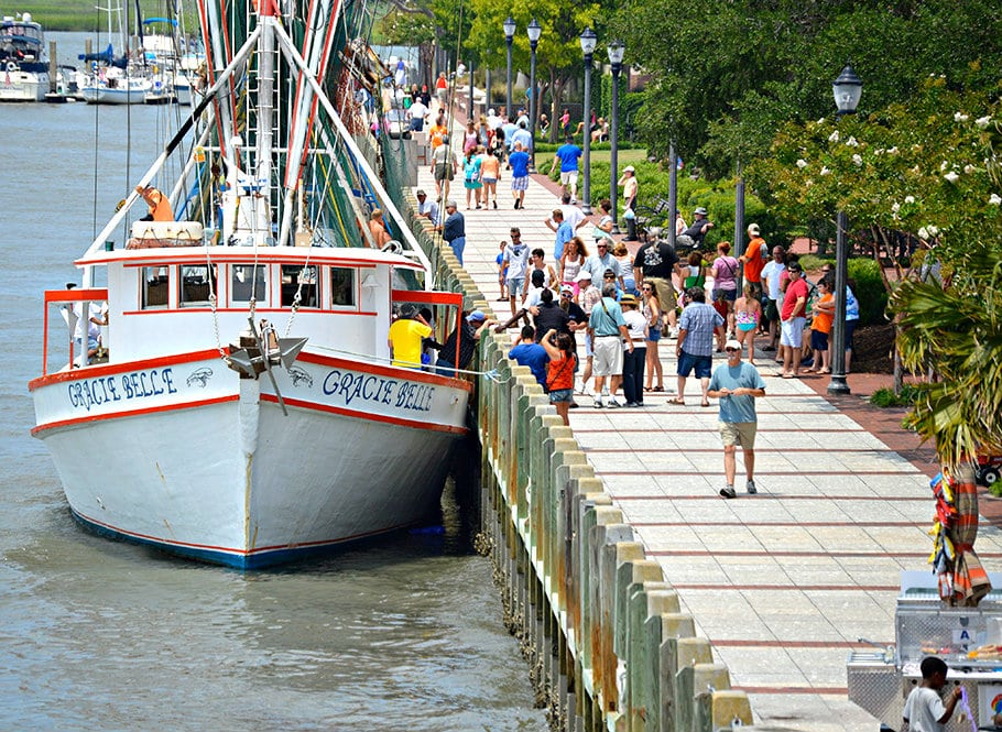 beaufort water festival facts