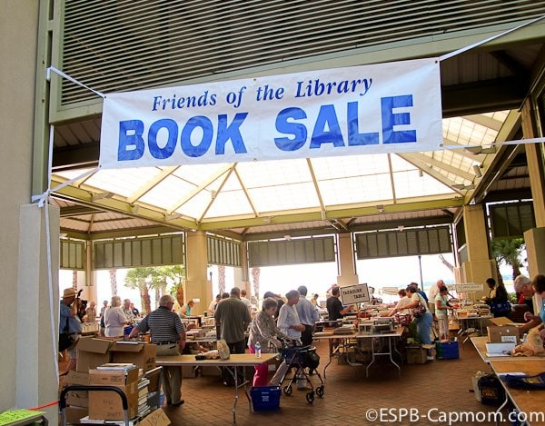 beaufort library book sale
