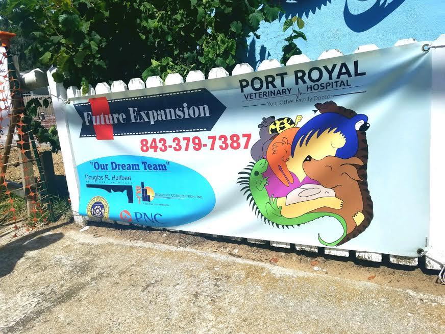 port royal veterinary hospital