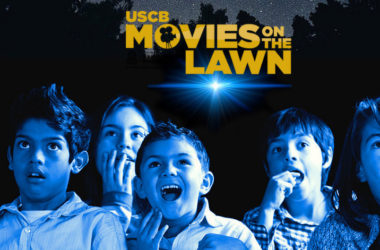 uscb movies on lawn