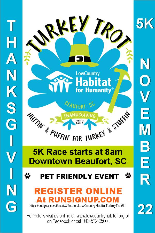 LowCountry Habitat for Humanity Turkey Trot