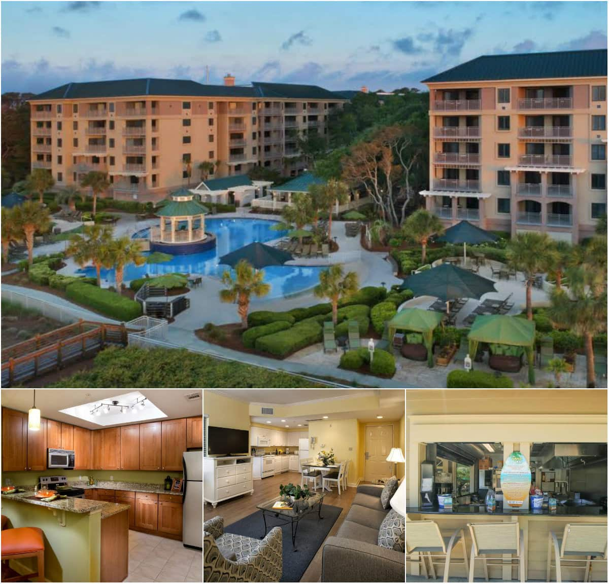 Experience The Quiet Ambiance Of Resorts Like Barony Beach Club And Island Links Resort In Port Royal Plantation On Hilton Head