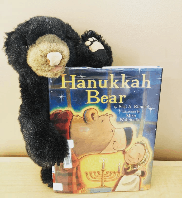 The Eight Books of Hanukkah