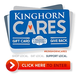 Kinghorn Cares Gift Card Gift Back