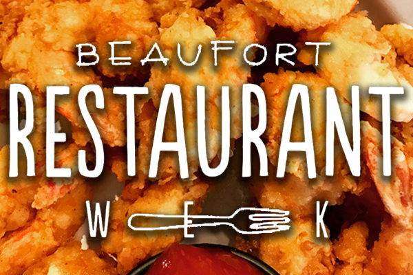 Beaufort Restaurant Week 2019