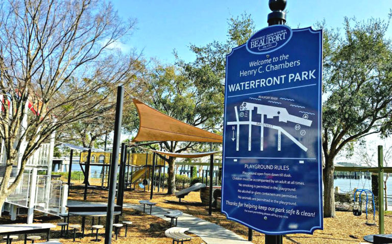 8 Parks to Play Outdoors in Beaufort, SC