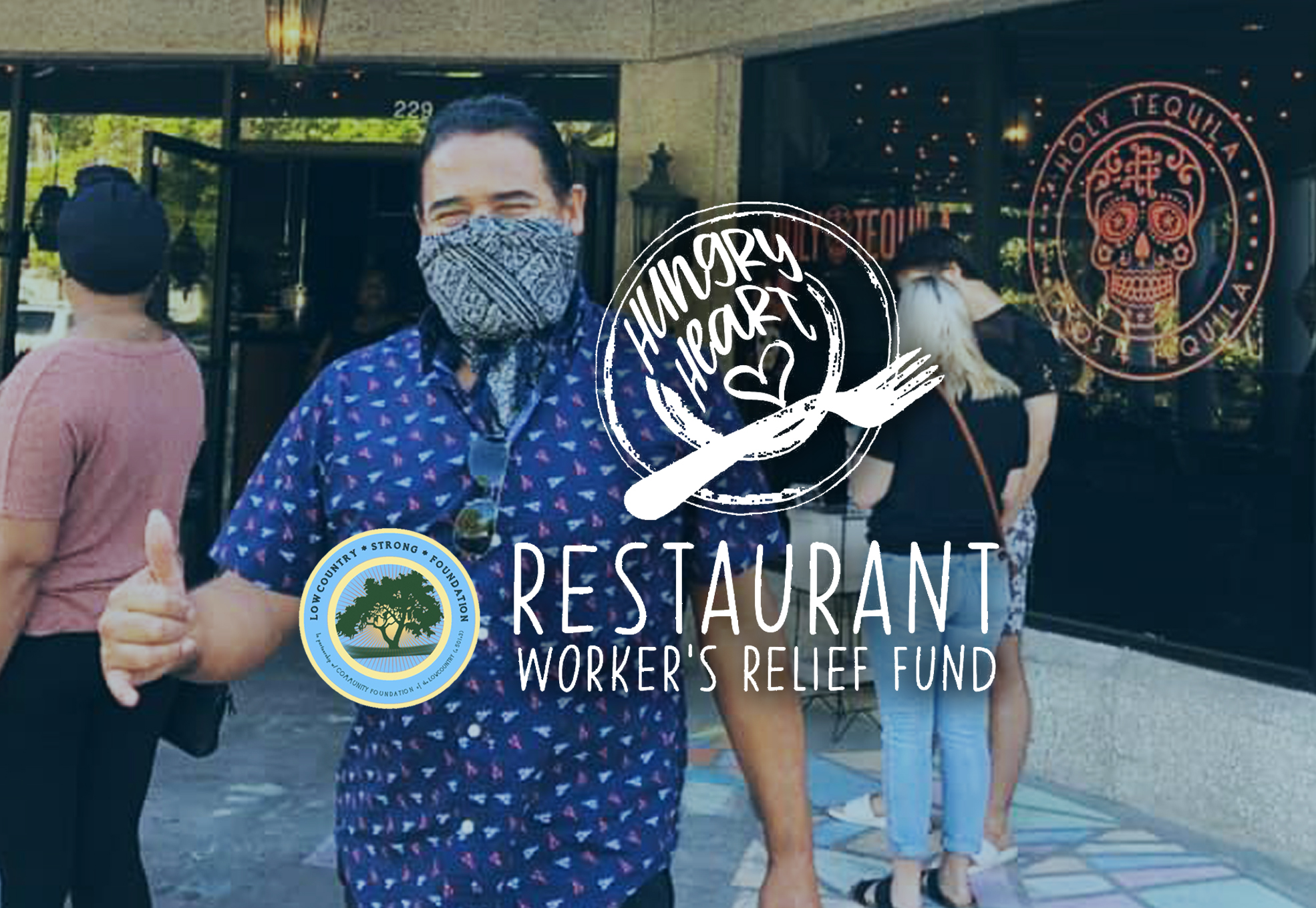 Hungry Heart fund is helping to feed displaced hospitality workers throughout the Lowcountry