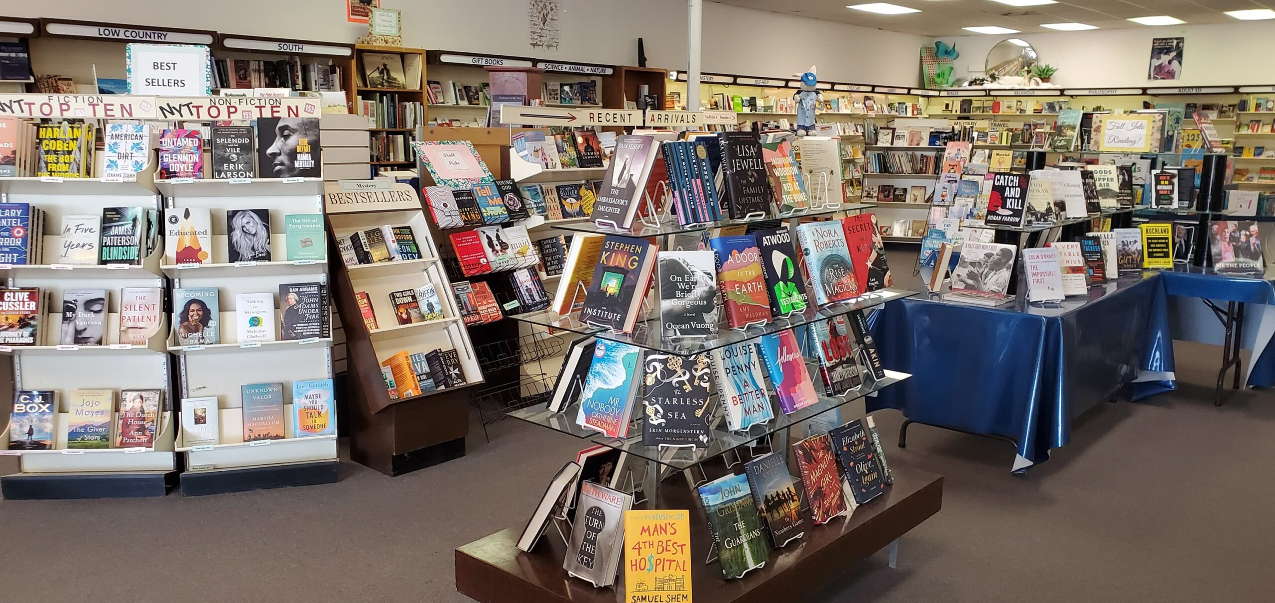 The Beaufort Bookstore
